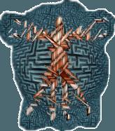laberinto humano