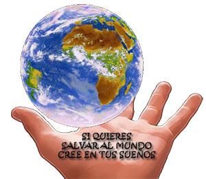 Salvar al mundo