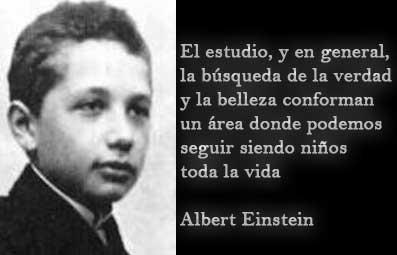 Virtud y vicio. Albert Einstein la búsqueda de la verdad