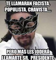 meme Pablo Iglesias