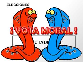 La moralidad política en democracia