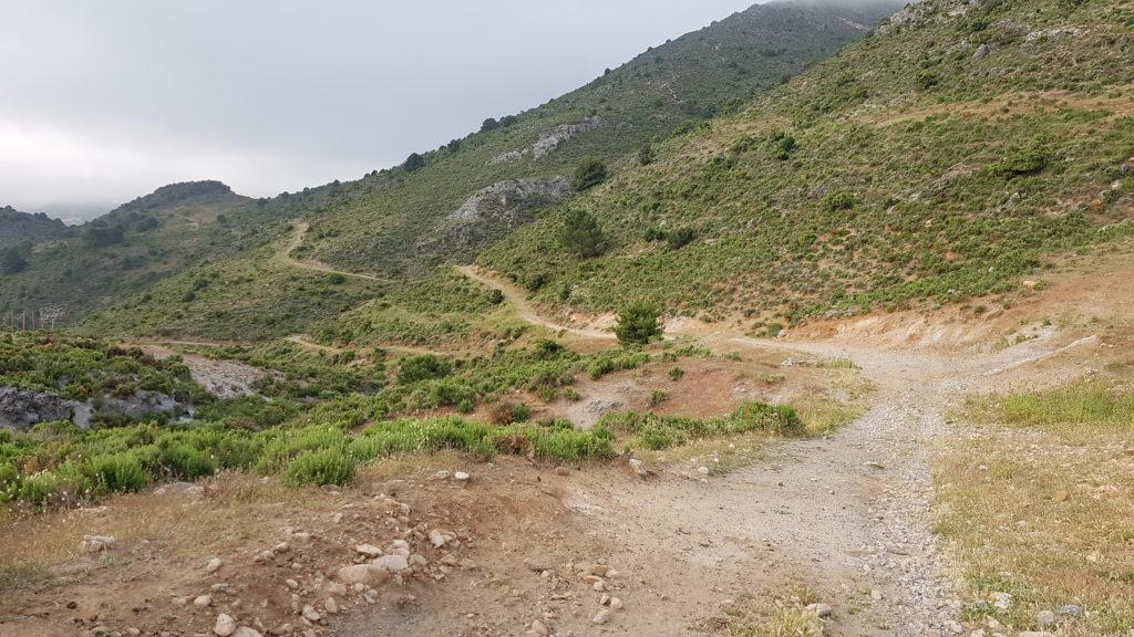 Ruta al Cerro del Lucero