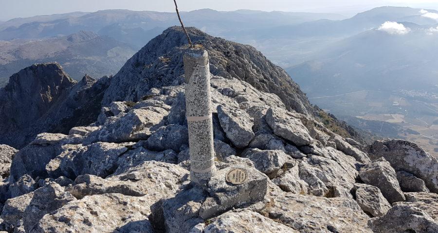 Ruta al Pico Chamizo