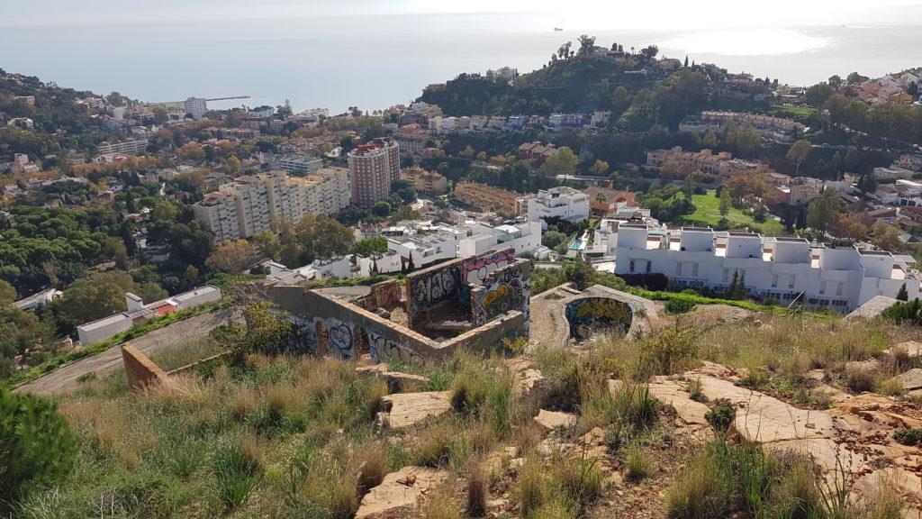 Trekking Málaga City