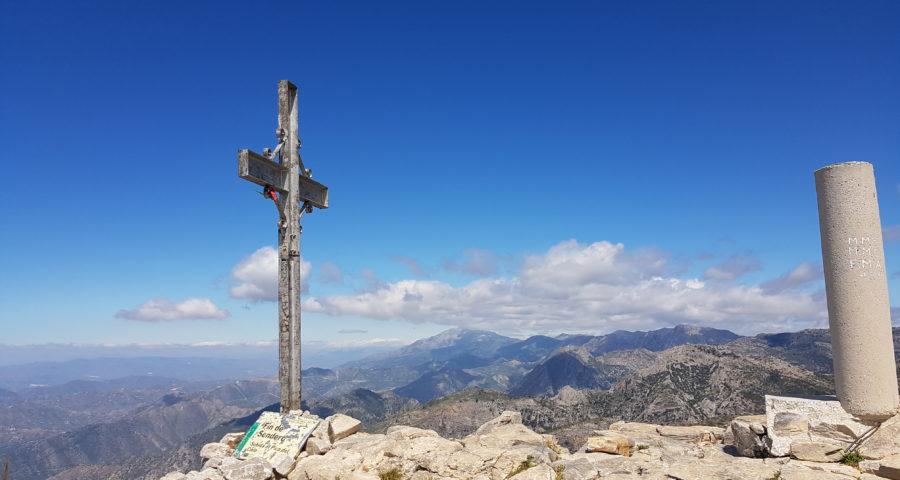 Ruta del Pico Cielo