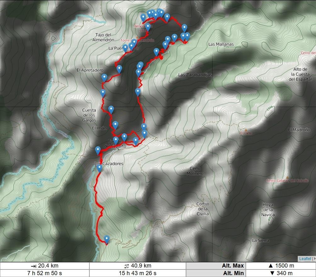 Ruta del Almendrón