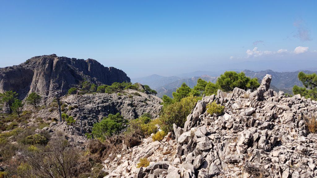 Altos del Higuerón. Cumbre 1