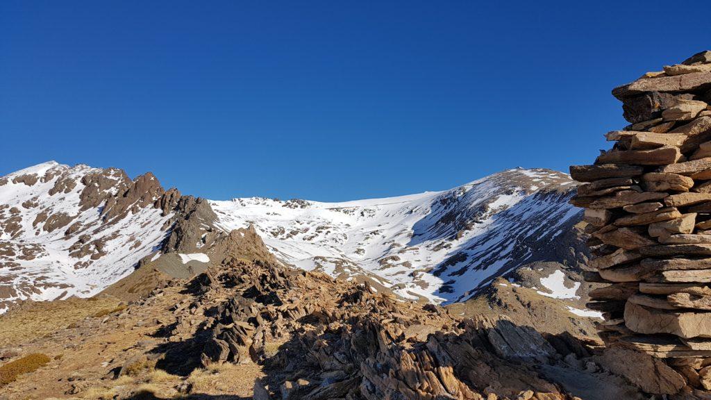 Pico de Terreras Azules o Pico del Púlpito