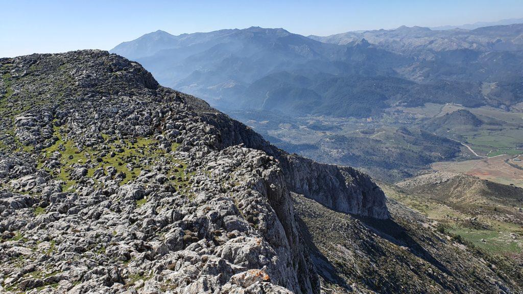 Pico Cabrilla, 1503 m. Tajos Norte
