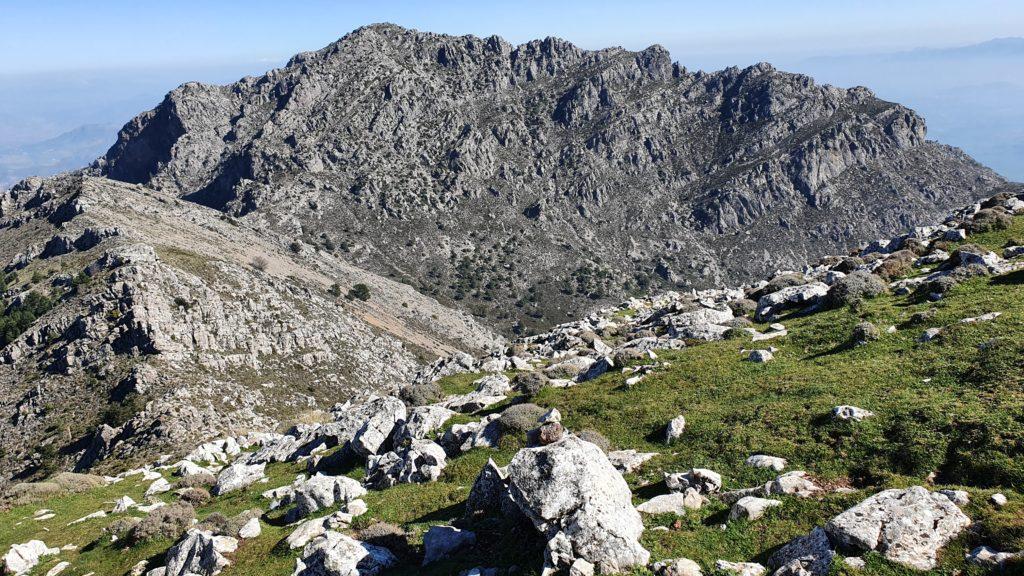 Descenso de Pico Cabrilla