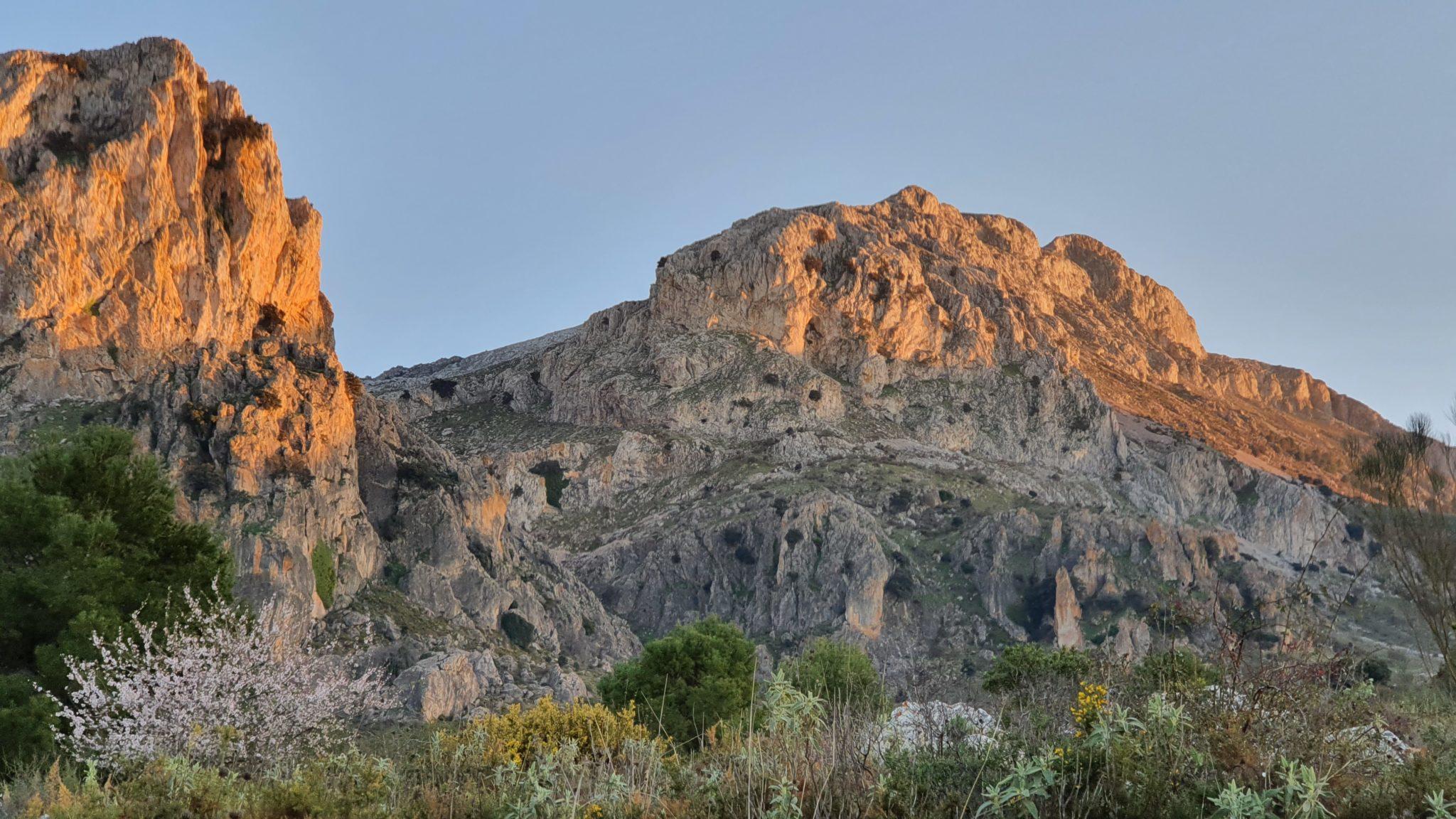 sierra Cabrilla o Blanquilla