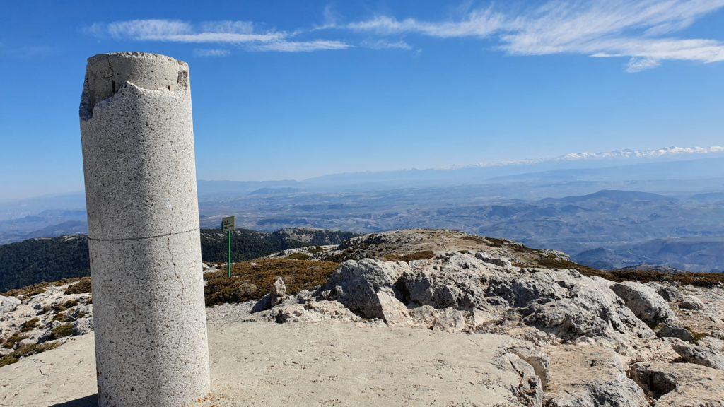 Sierra Mágina. Pico Mágina