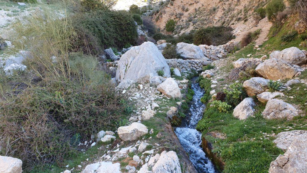 Nacimiento del Río Gargantón