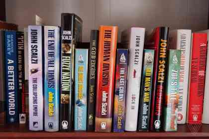 John Scalzi books