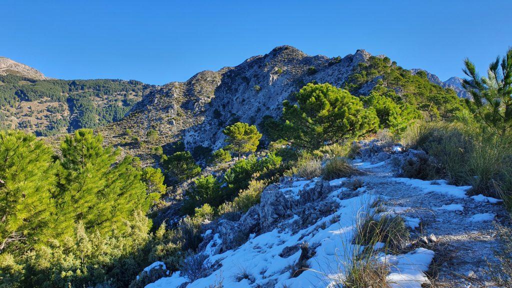 Descendiendo Cerro Verde