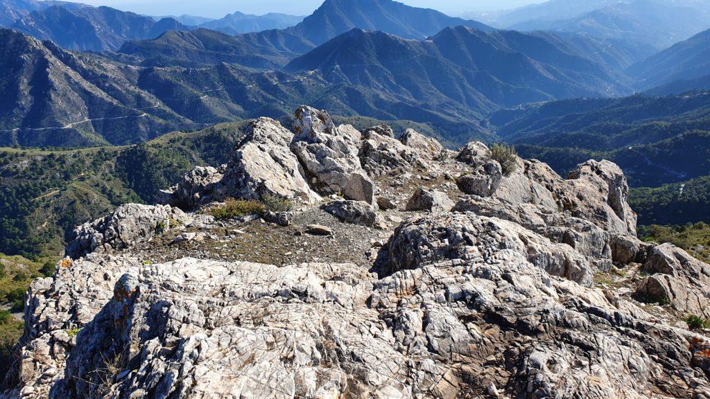 Cima del Cerro de la Atalaya