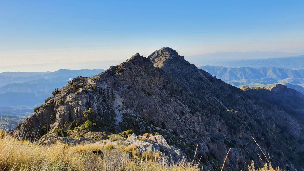Collado de la Jilana y cerro del Fuerte