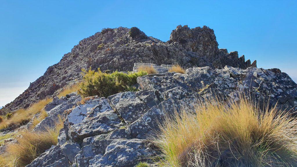 Cerro de la Cuna desde su collado