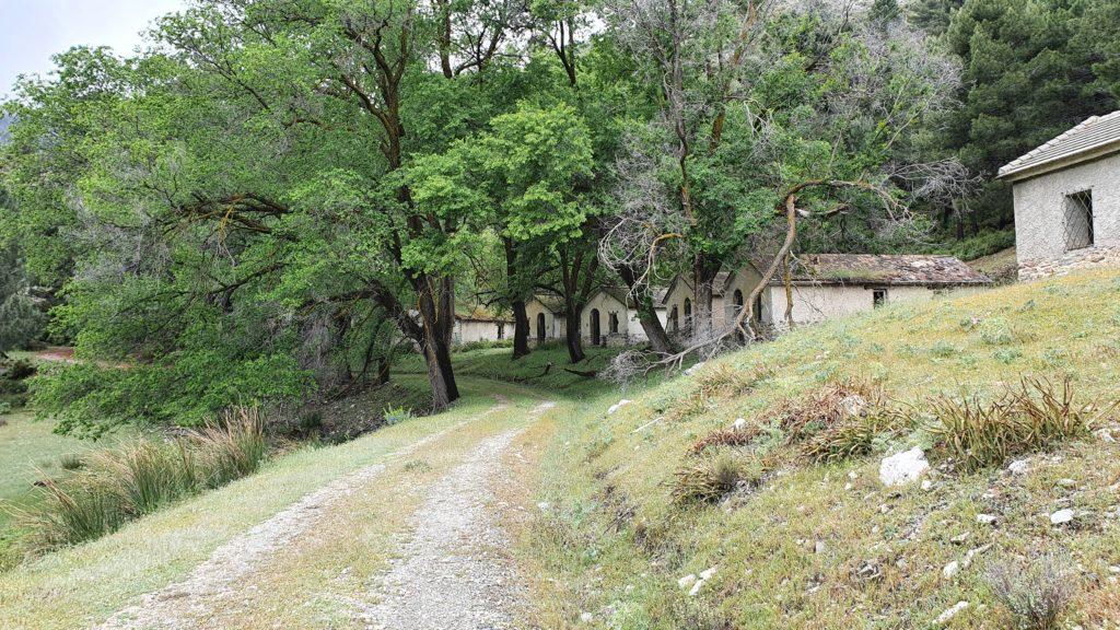 Casetas de la Monticana
